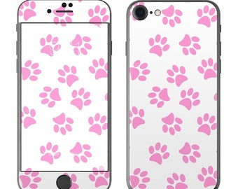 Cat Paws by FP - iPhone 7/7 Plus Skin - Sticker Decal
