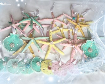 Wedding Favors, Starfish, Beach Wedding