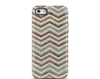 iPhone 7 case, iPhone 7 Plus case, iPhone 6 case, iPhone 7 Plus case Tough, iPhone 5 case, iPhone 5s case, phone case - Chevron