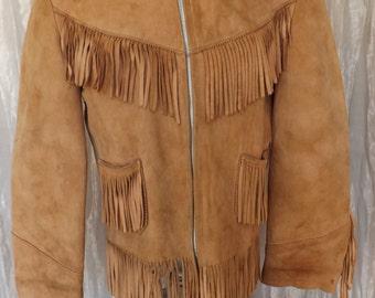 1950s Kids Western Jacket