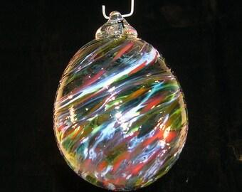 Mouthblown Glass Ornament