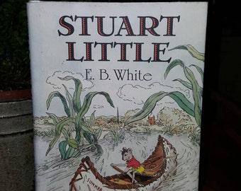 "STUART LITTLE by E B White ""Summer Memories"",children's books, classics"