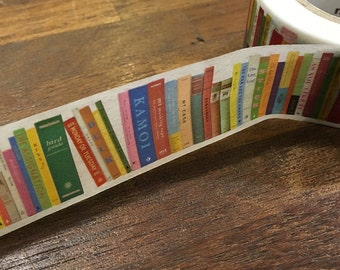 MT  Washi Masking Tape -ex Books