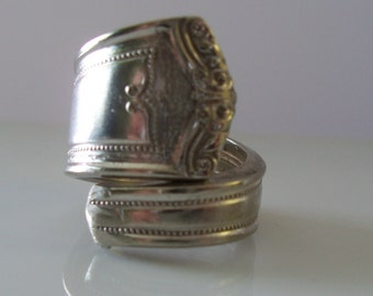 1920 Winfield Spoon Ring
