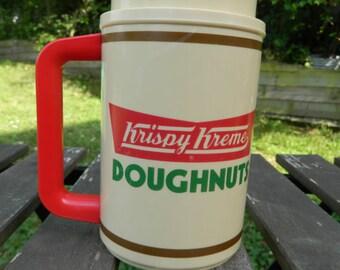 vintage krispy kreme Travel mug