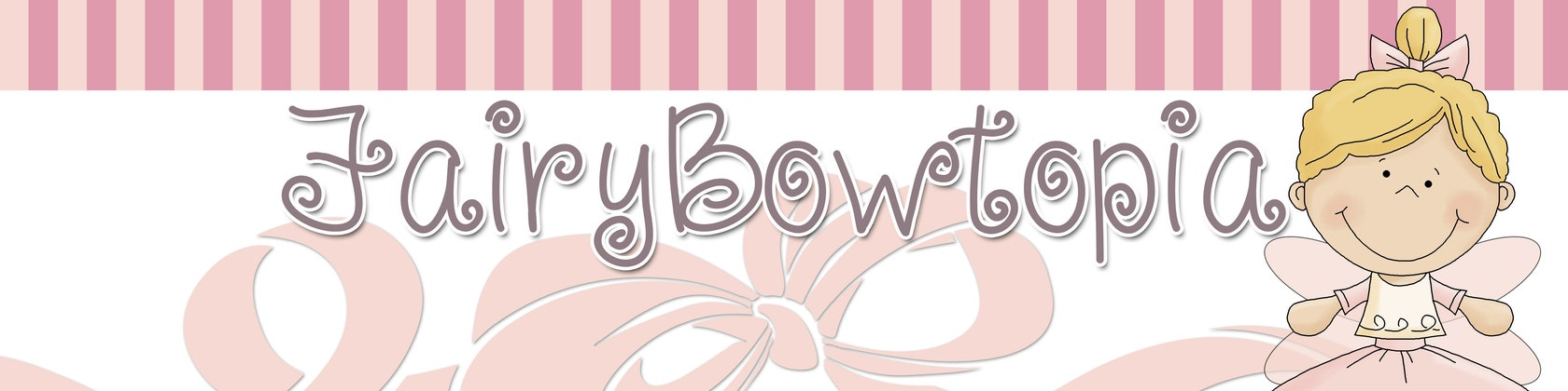 Quality Handcrafted Hair Accessories By Fairybowtopia On Etsy