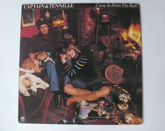 Captain & Tennille - Come In From The Rain, Vinyl LP