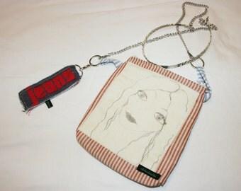"Crossbody bag ""Eva"""
