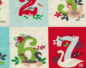 Christmas - 12 Days of Christmas Vintage