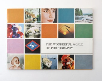 Agfa The Wonderful World of Photography Booklet