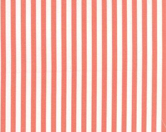 Prairie Coral Stripe Yardage SKU# 29006-24