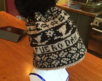 Dragonborn's Winter Hat: Pattern