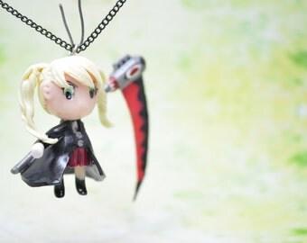 Soul Eater Chibi Necklaces