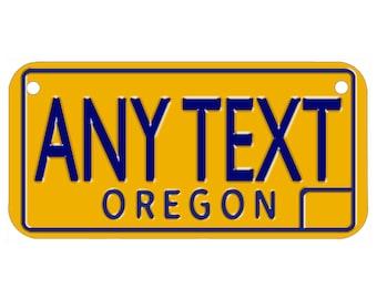 Oregon personalized license plate search