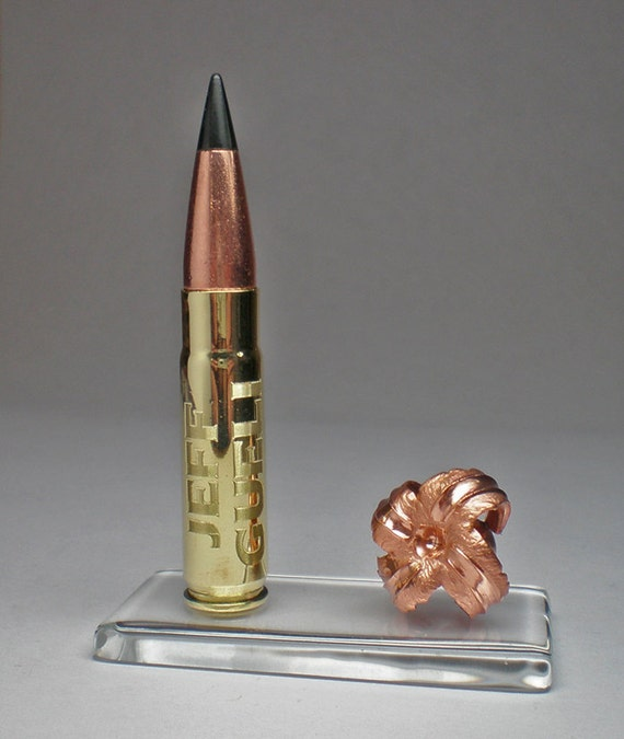 300 Blackout Ballistics: 300 Blackout Barnes 110 Grain Fired Expanded Bullet And