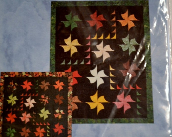 Falling in Love with Curves Quilt Pattern Virginia A Walton Sewing Quilting PanchosPorch
