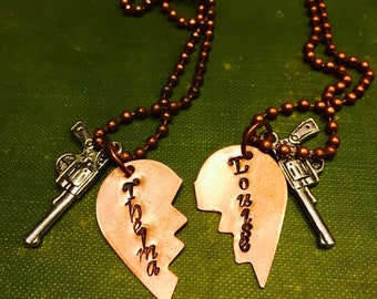 Thelma & Louise Necklaces