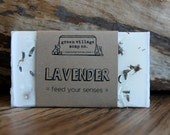 lavender soap, all natural, handmade