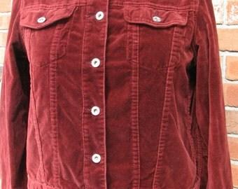 Vintage Sundance Cropped Jacket - Size S