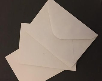 Envelopes - Enclosure Envelopes - Mini Envelopes - Stationery - Enclosure - SALE - Christmas in July
