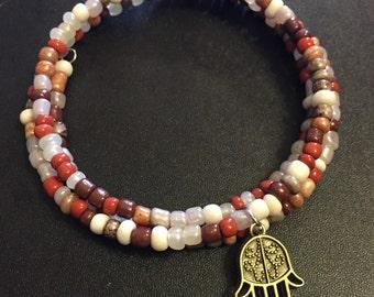 Earth Tone Bracelet