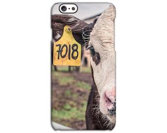 Farm Cow iPhone Case