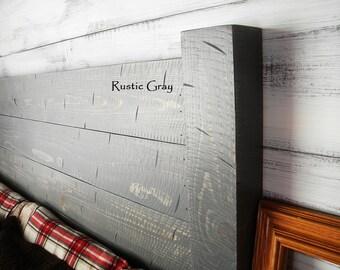 Headboard, Wood Headboard, Barn Wood, Furniture, Headboards, Queen Headboard, Bed, Full Headboard, Bedroom Furniture, Rustic, Home Decor,
