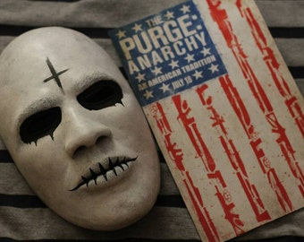 Purge Ghost Mask / Anarchy