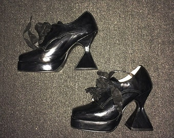 SOLD OUT Demonia Gothic Witch Shoes
