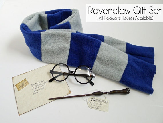 Harry Potter Book Gift Set : Harry potter gift set pieces by piecesbypolly