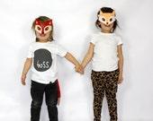 The Fox - Handmade Children's Costume