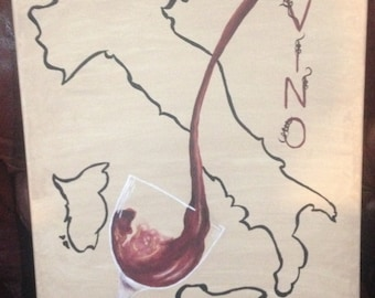Personalized Vino in Italia