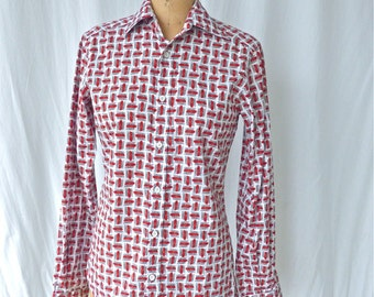 Gucci Cotton Button Down Shirt