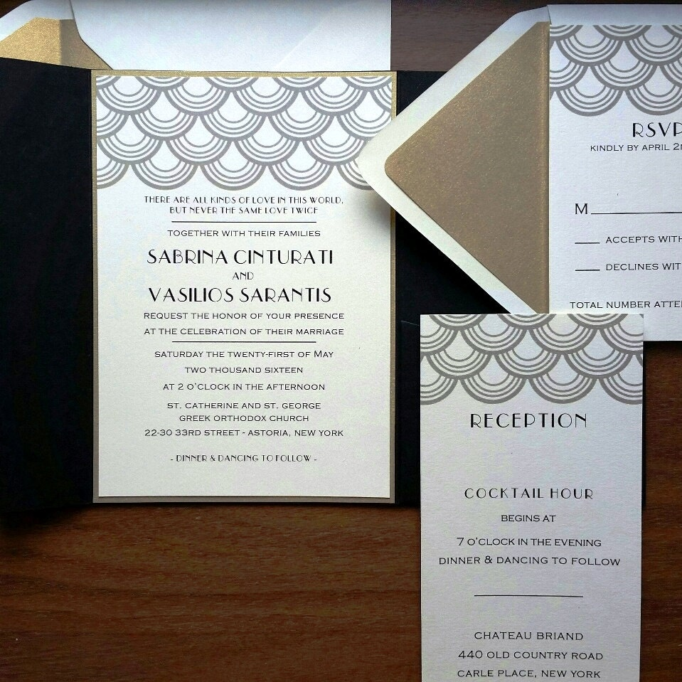 89+ [ Gold Leaf Wedding Invitations ] - Luxury Pale Gold Glitter Cupids Arrow Polka Dots Laser ...