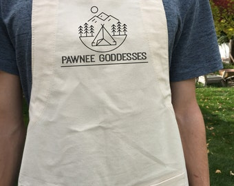 Pawnee Goddesses Apron.  Great gift!