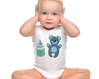 Baby onesies. Cute Baby Clothes. Baby Onesie. Baby shower gifts. Newborn Baby outfit.Bodysuits