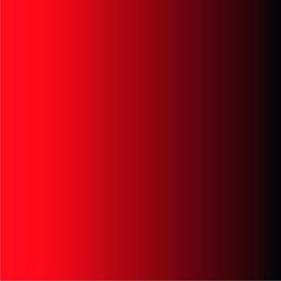 Red And Black Ombre Print Heat Transfer Or Adhesive Vinyl