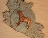 Rottweiler Ornament ~ Chr...