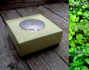 Gift Box - 45 Herb Seed Bombs
