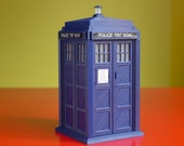 "TARDIS - 6"" 3D Printed Kit"