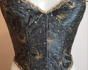 FREE  SHIPPING   Vintage 1950 Corset