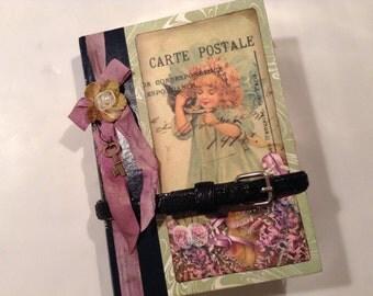 Best Sellers Vintage Altered Book Journal