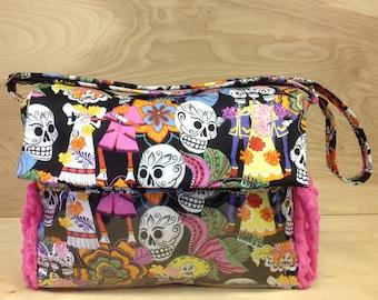 Stroller Bag- Dia De Los Muertos