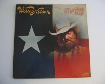 Willie Nelson - The Minstrel Man - 1981