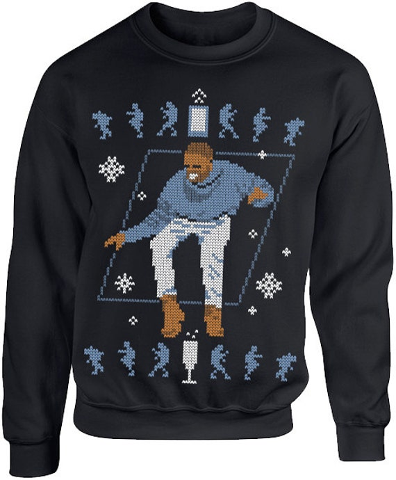Drake Ugly Christmas Sweater Hotline Bling