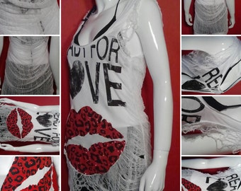 Ready for LOVE??? Shred Art T- Shirt