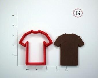 Men's T-Shirt Cookie Cutter