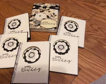 handmade birthday cards with case