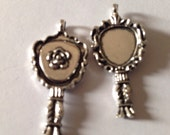 15 Mirror Charms - RESERVED