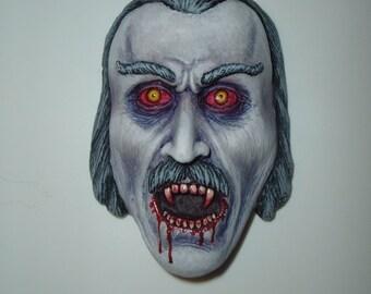 Dracula Monster magnet